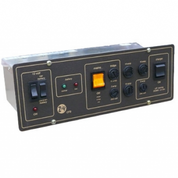 Zig CF9 Charging & Distribution Control Panel System